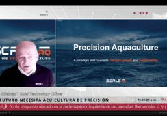 Los avances del grupo ScaleAQ para desarrollar acuicultura de precisión
