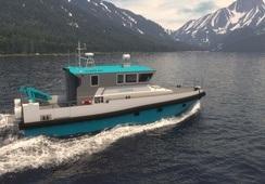 Maritime Partner skal levere ny arbeidsbåt til Cermaq