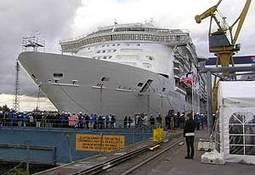 Verdens største cruiseskip til Oslo i april