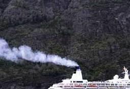 Forurenser like mye som resten av Norge