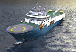 First contract award for Geowave Endeavour
