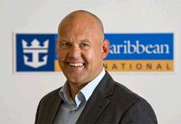 Roar Meidal ny Norden-sjef i Royal Caribbean