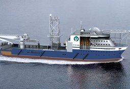 Island Offshore kontraherer nytt Rolls-Royce design ved Aker Yards