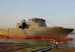 Ny type kystvaktskip sjøsett