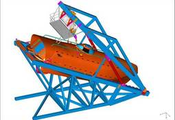 Schat-Harding launches new generation offshore freefall lifeboat