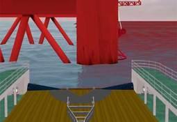 New anchor handling simulator launches at ONS