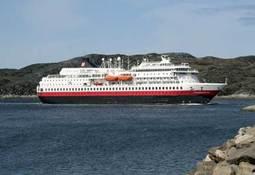 Hurtigruta: Ekstraløyving på 125 millionar kroner