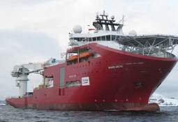 Most advanced diving support vessel delivered by STX Europe