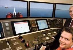 Kongsberg Maritime DP Simulator becomes first to achieve Class A DNV Approval