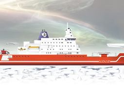 STX Finland awarded contract for construction of Polar Supply and Research Vessel