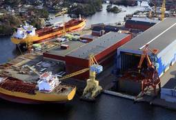 Ny kurs for STX Europe verft i Florø