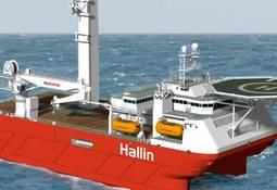 Cargotec har undertegnet en kontrakt for avanserte dypvanns last- og modulhåndteringssystemer