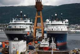 Bergen Group BMV leverer offshoreskip for 1,5 milliarder kroner