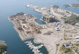 Frydenbø Industri AS og Bergen Group med nytt samarbeid på Hanøytangen