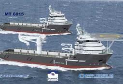 Kleven Maritime har skrive byggekontrakt med Olympic Shipping