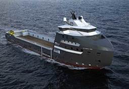 STX Norway Offshore to build LNG powered Platform Supply Vessel for Olympic Shipping