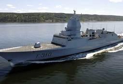 Kontrakt på fregattvedlikehold til Bergen Group