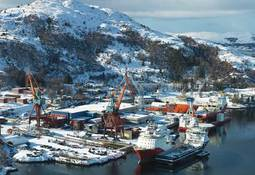 Norsk skipsindustri i medvind?