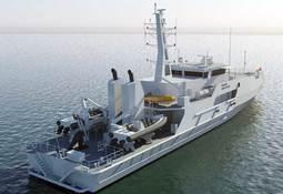 Vestdavit secures Australian Customs patrol boat order from Austal