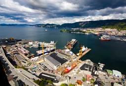 Bergen Group fjerner BOA kontraktene fra ordreboken