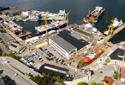 Bergen Group tildelt kontrakt på fregattvedlikehold