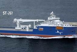 Bergen Group tildelt milliardkontrakt på bygging av avansert offshorefartøy