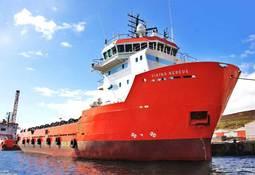 Eidesvik legger forsyningsskip i opplag