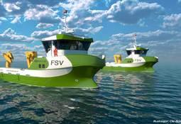 FSV Group kontraherer nok et fartøy hos Vaagland Båtbyggeri