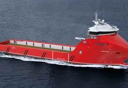 Islands Utenriksminister kunngjør bygging av Islands første offshorefartøy