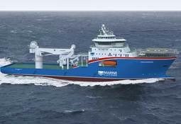 Marine Platforms Limited bestiller subseafartøy fra Havyard