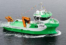 FSV Group og Vaagland Båtbyggeri med ny kontrakt