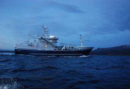 Vaagland Båtbyggeri AS leverer i disse dager nye MS