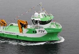 FSV Group inngår ny leiekontrakt med Marine Harvest