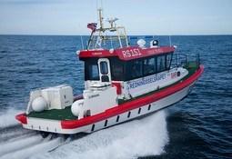 Ny redningsskøyte fra Eckbo