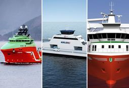 Ship of the Year 2014 – Three strong candidates