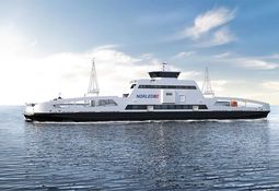 World's first combined automated mooring and shore power project