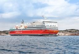 Fjord Line mer enn dobler passasjertallet i 2014