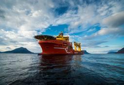 Eidesvik sitt superskip sikret jobb