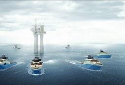 Rolls-Royce med stor kontrakt på dekksmaskineri til seks offshorefartøy