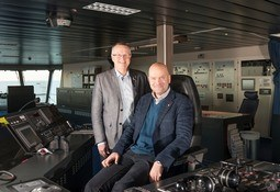 Gir Fjord Line-roret til ny toppsjef