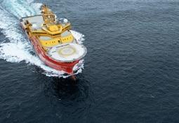 Døyper hittil største fartøy i Stavanger