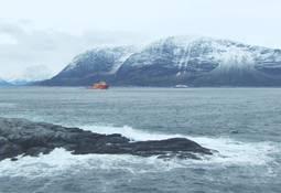 Viking Neptun døypt og klar for operasjon for Technip