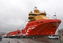 19 måneders jobb til Eidesvik-skip