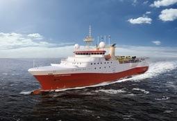 Høykapasitets seismikkskip til GC Rieber Shipping