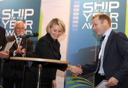 Skandi Africa valgt til Ship of the Year 2015