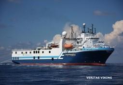 Eidesvik: Seismikkskip tilbake i jobb etter to år