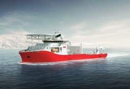 Investerer i verdens mest avanserte kabelleggingsfartøy