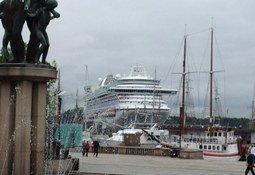 Ventar kraftig auke i norskregistrerte skip