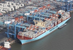 Varig overkapasitet i containerfrakt