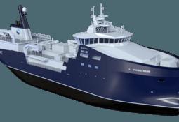 Ny brønnbåt med femårskontrakt
